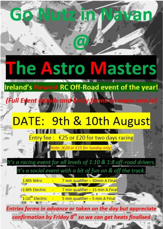 Astro Masters Final Poster