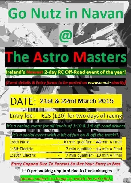 Astro Masters 2015 @ NNN
